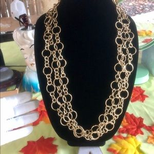 Lia Sophia necklace new without box